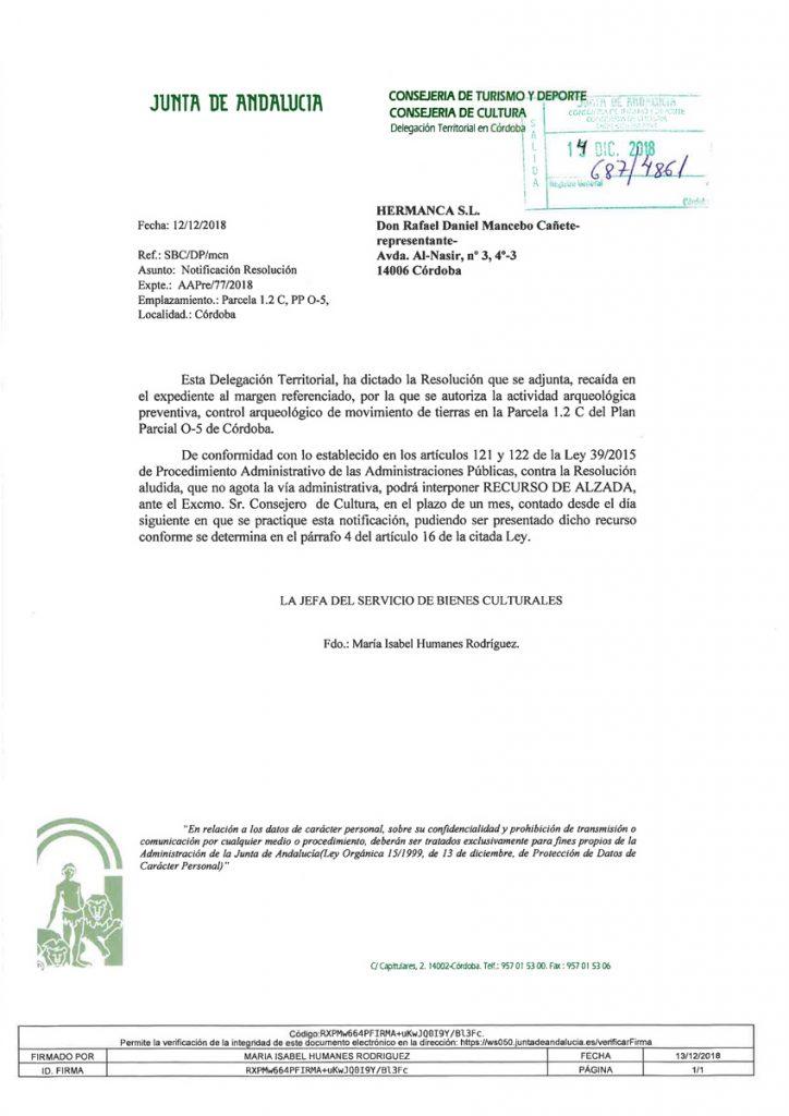Informe cultura - Construcciones Mancebo