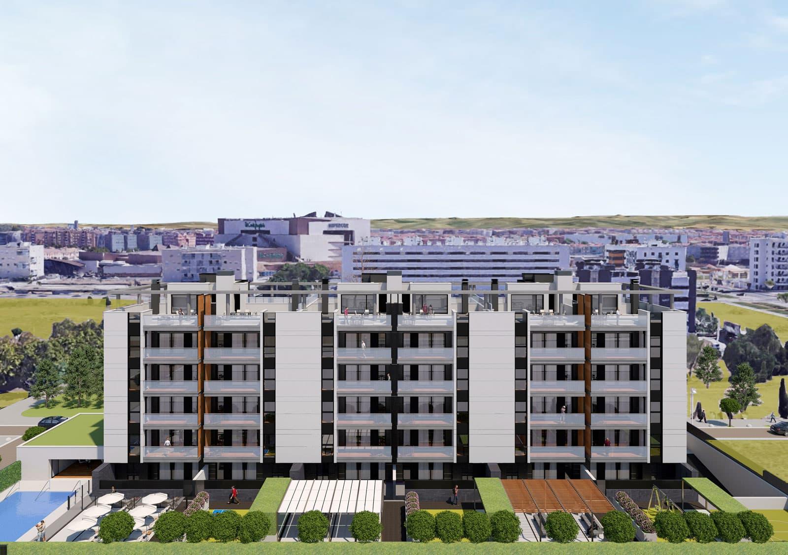 Edificio - Construcciones Mancebo