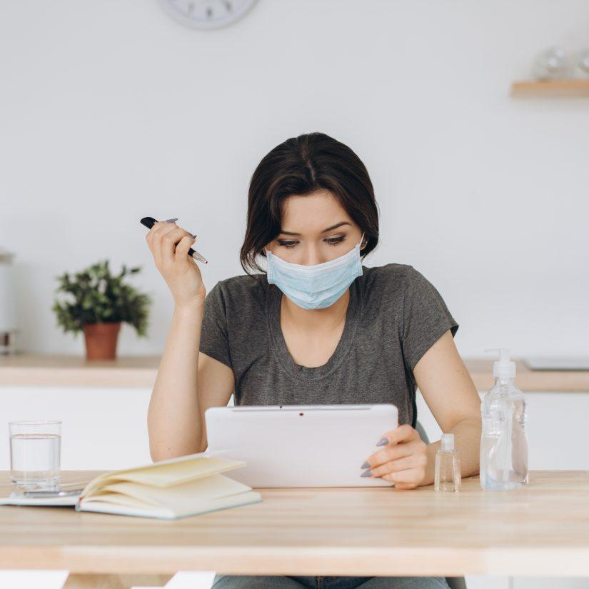 Actuar frente al coronavirus en el ámbito laboral