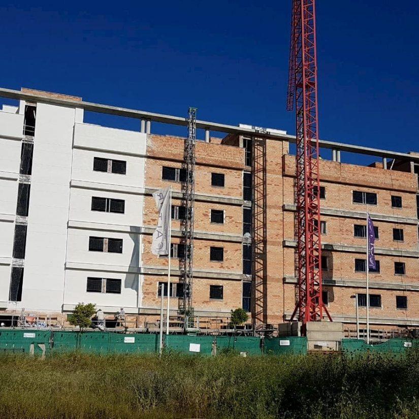 Expansión del distrito Poniente-Norte en Córdoba