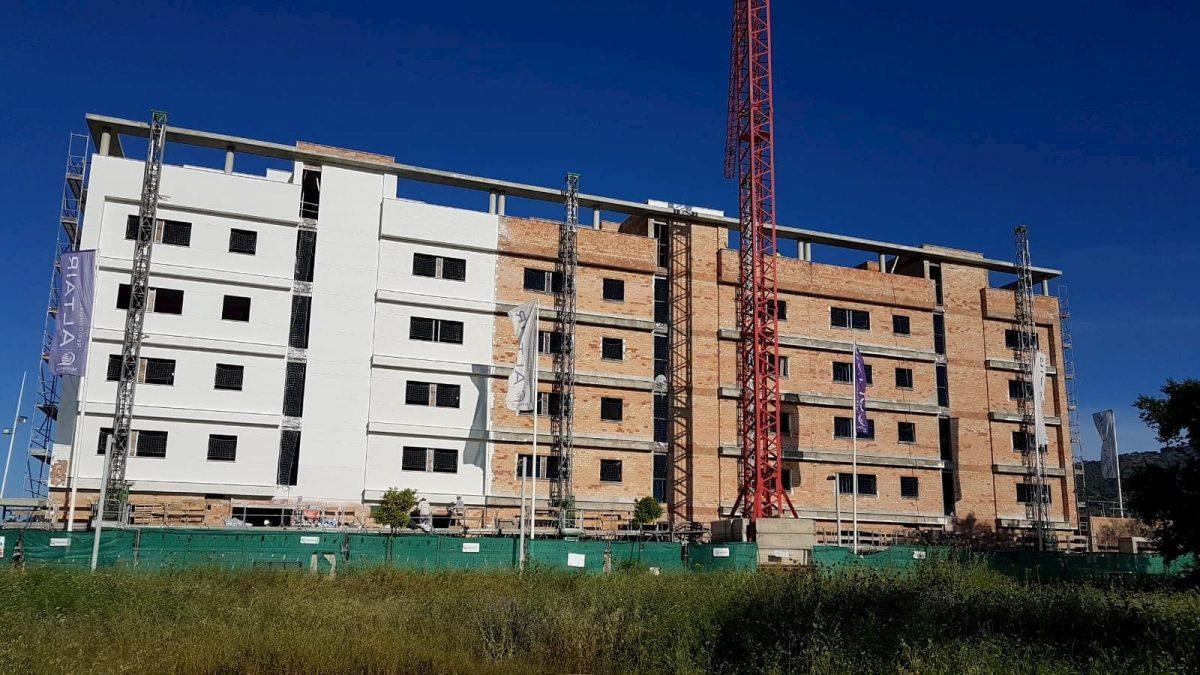 Expansión del distrito Poniente-Norte en Córdoba, una zona donde merece la pena vivir - Construcciones Mancebo